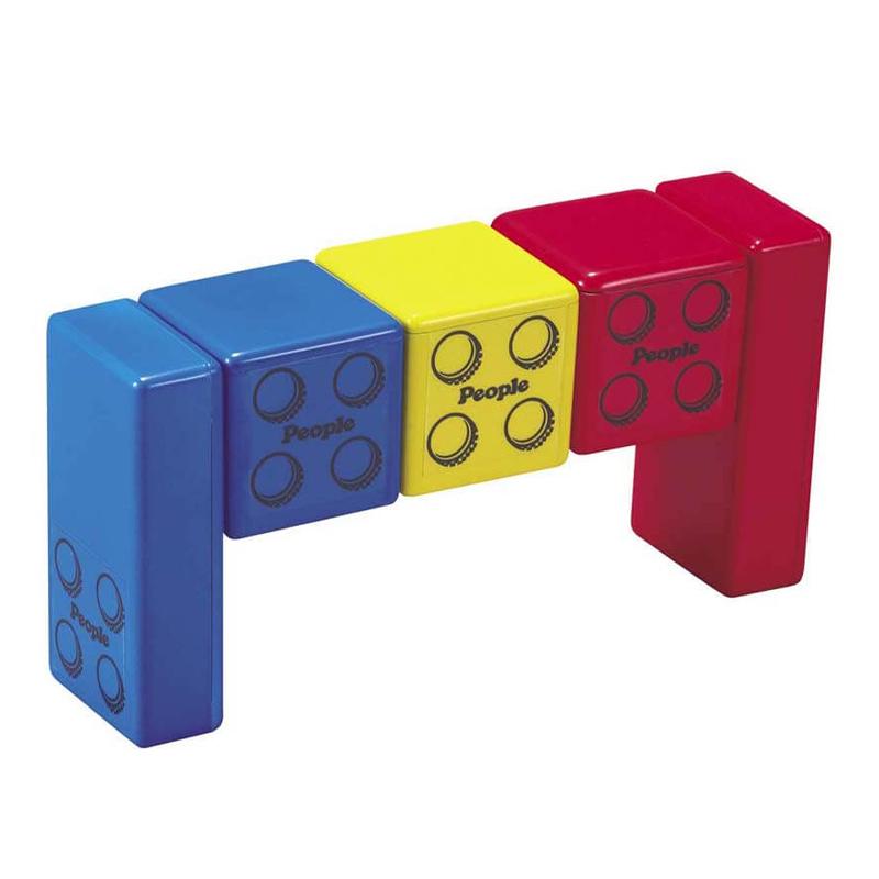 Magnetinis konstruktorius People Blocks Classic