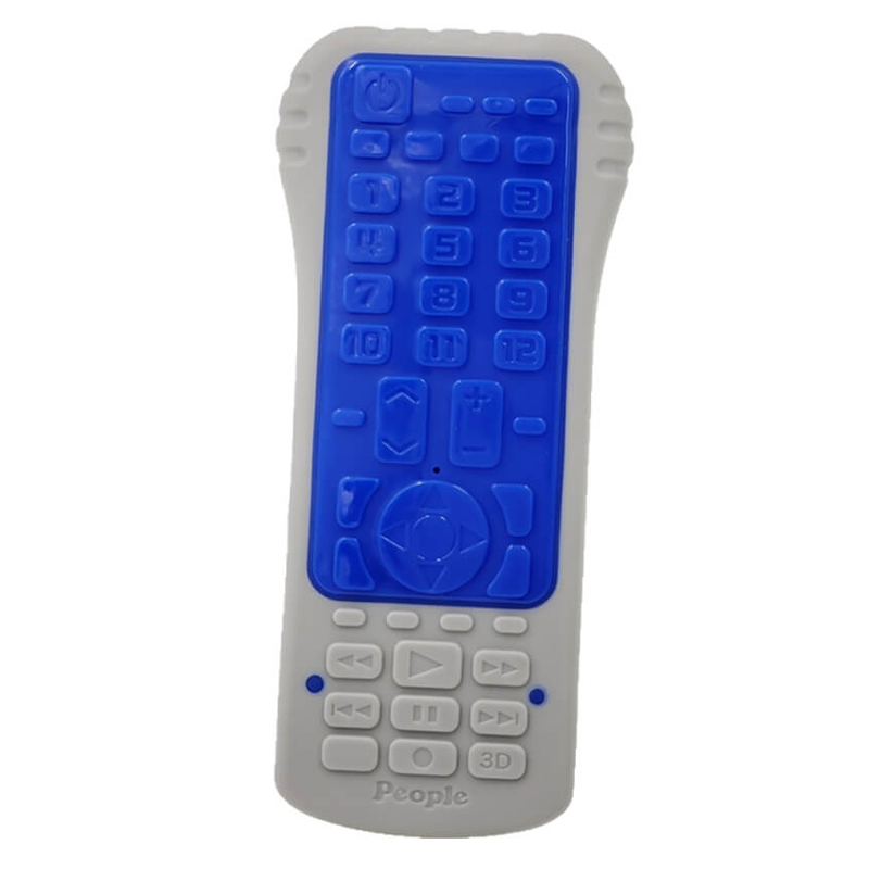 Brain Builders Clicker Remote Cotrol Baby Teether
