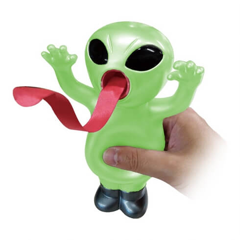 Interaktyvus žaislas Silly Alien ateivis