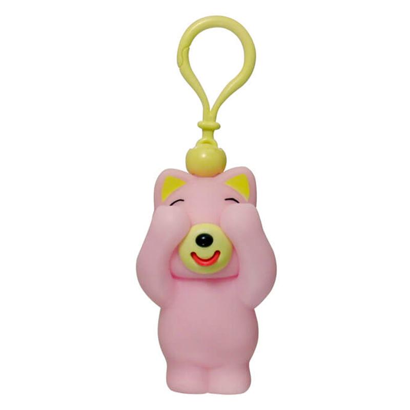 Pakabukas žaislas vaikams Jabb A Boo Cat Pink