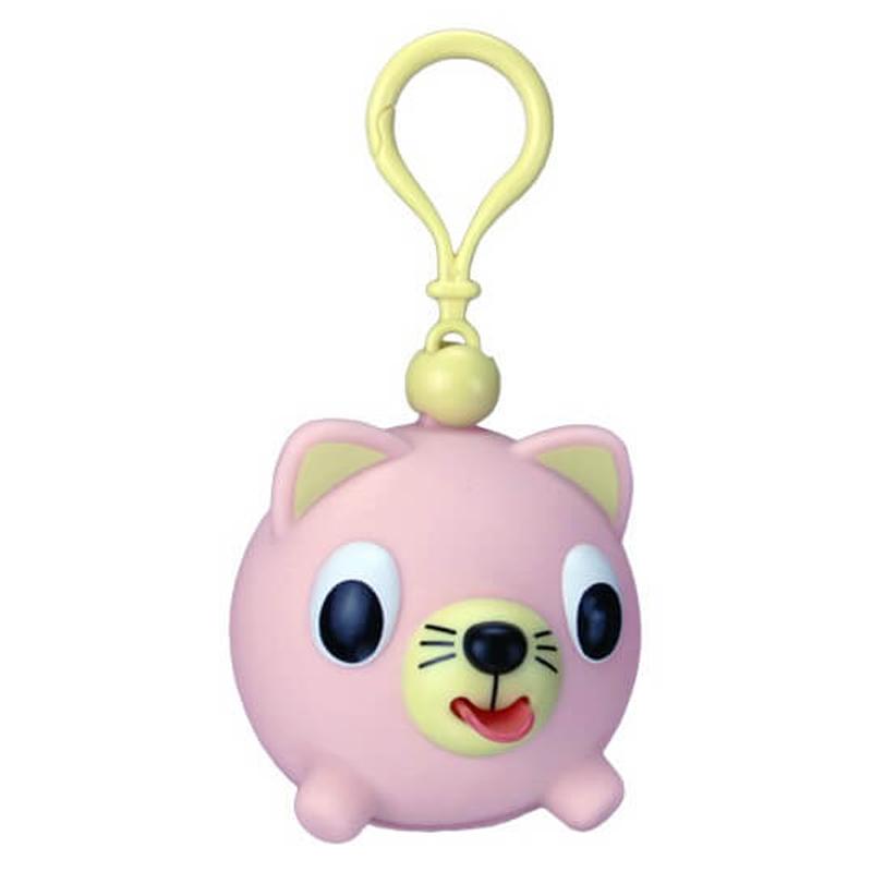 Žaislas-pakabukas katytė rožinė