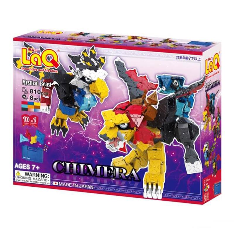 Japoniškas edukacinis konstruktorius LaQ Mystical Beast Chimera