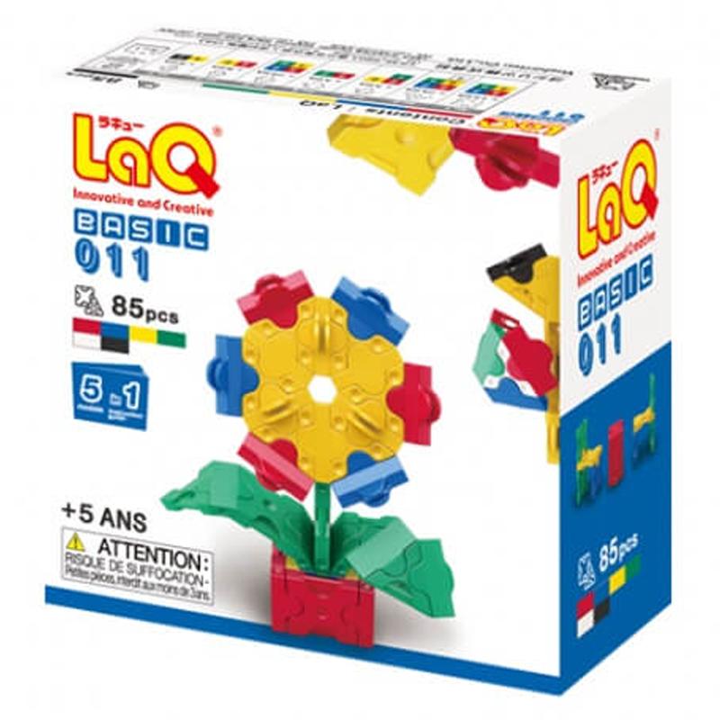 Japoniškas edukacinis konstruktorius LaQ Basic 011