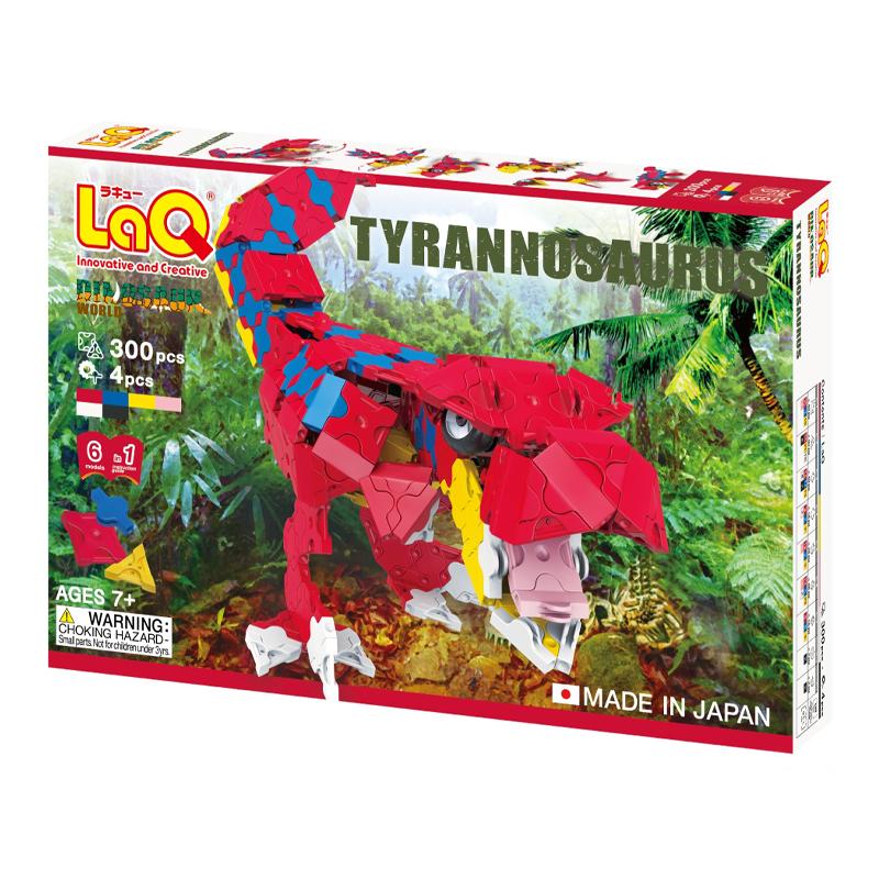 Japoniškas edukacinis konstruktorius LaQ Tyrannosaurus