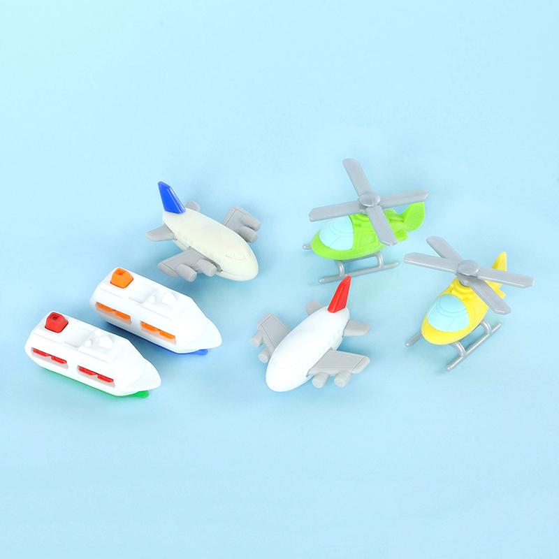 Japoniškas trintukas dėlionė IWAKO Airplane and Ship