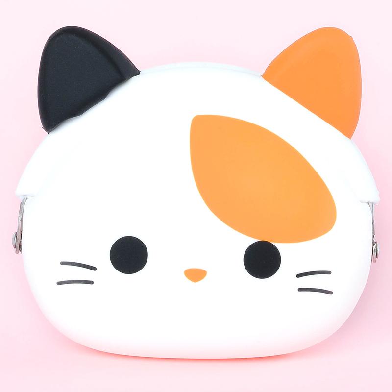 Japoniško dizaino silikoninė piniginė POCHI Friends Mike