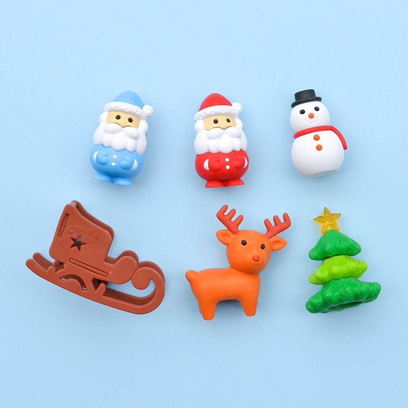 Japoniškų trintukų dėlionių IWAKO rinkinys Christmas