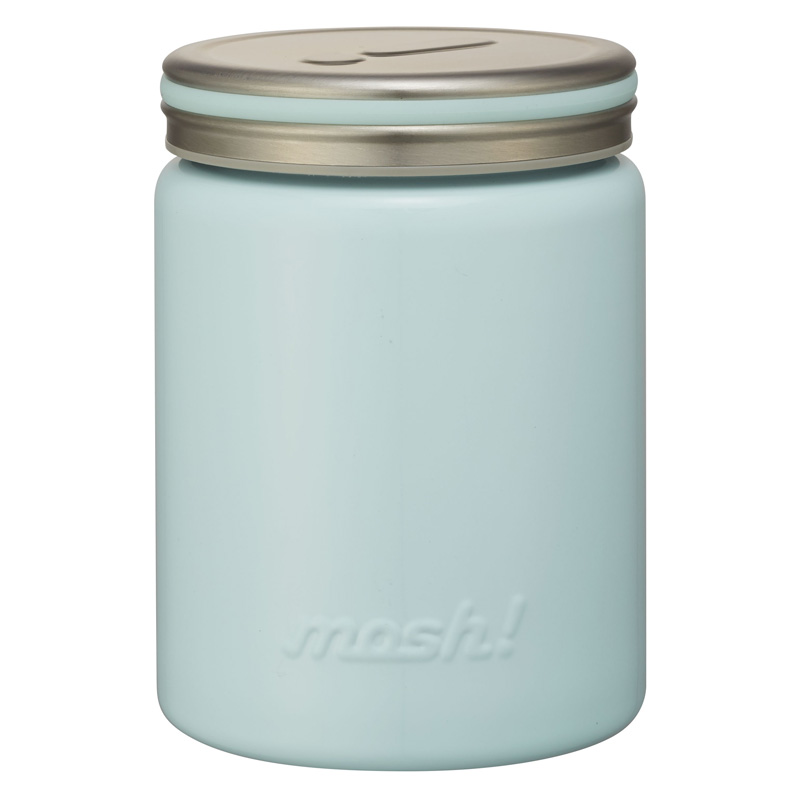 Mosh nerūdijančio plieno termosas maistui 420 ml Turquoise