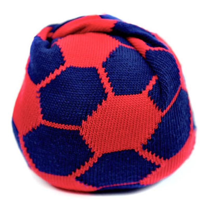 Japoniško dizaino vyriškos kojinės IJ MARSHAL Football Socks Navy Red