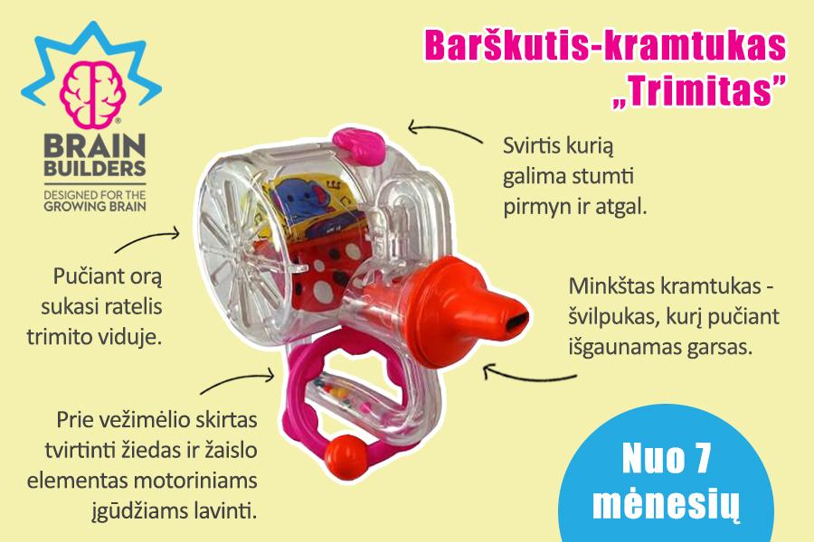 edukaciniai žaislai kūdikiams