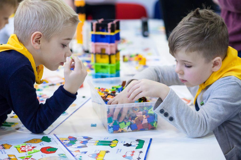 edukaciniai žaislai