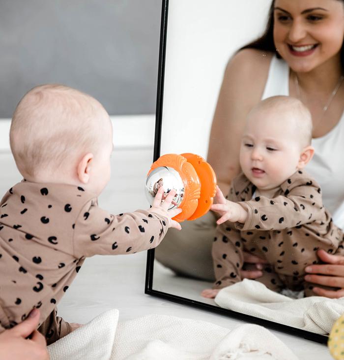 Brain Builders žaislai kūdikiams