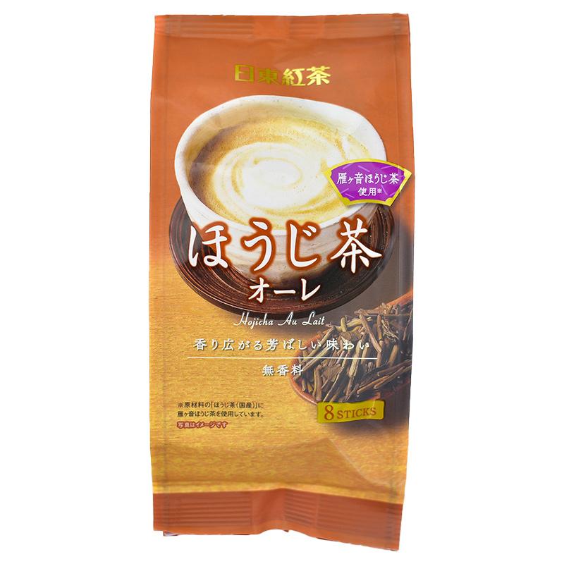 japoniska hojicha arbata houji-cha