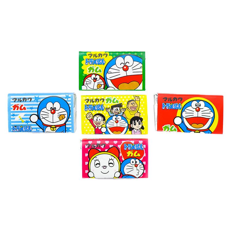 japoniska kramtoma guma anime